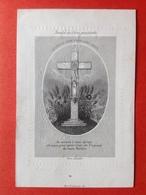 1858 - JOANNES BAPT. DUPONT - Zoon Van PETRUS & COLETA MARTENS - ASSENEDE 1834 - 1858 - Imágenes Religiosas