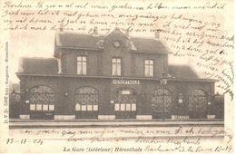 Herentals - CPA - Herenthals - La Gare - Interieur - Herentals