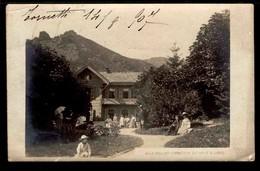 Villa Scioldo TORNETTI Di VIU' (Valle Di Lanzo) - Fotografica - Viaggiata 1907 - Rif. 00559 - Italy