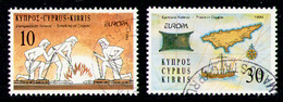 CYPRUS 1994 - Set Used - Cyprus (Republic)