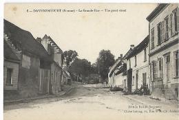 DAVENESCOURT - La Grande Rue - 6 - édition Baillet - France