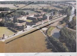 Vue Aérienne De L'Abbaye De SEPT-FONS (03)Moulin De La Trappe De Sept-Fons .03290 Dompierre Sur Besbre - Francia