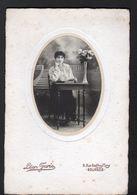 18, Bourges, 3 Photos 11x16cm De 3 Photographes Differents De Bourges, P. Abel, Girardot, Et Leon Jurie - Anonieme Personen