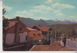 Almese Torino Via Rubiana Vg  Targhetta Censimenti 81 - Italy