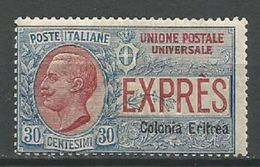 Eritrea,Italian Occupation-Express 1907.,seems Like MNH,extra Rare Stamp-two Sign! - Eritrea