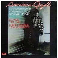 Vinyl LP B.O. *american Gigolo* - Soundtracks, Film Music