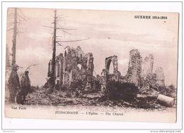 27609 ( 2 Cans ) Zuidschote L' Eglise ) Guerre 1914-1916 - Ieper