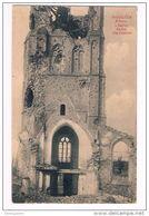 27608 ( 2 Cans ) Woesten Ruines L' Eglise - Vleteren