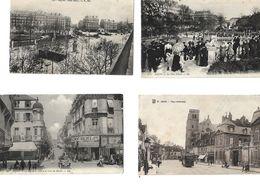 LOT DE 18 CARTES POSTALES DE DIJON - Dijon