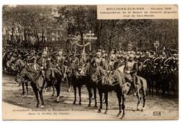 (62) BOULOGNE SUR MER: Octobre 1909 Inauguration De La Statue Du Général Argentin José De Saint Martin - Boulogne Sur Mer