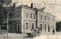 Albertville La Gare - Albertville