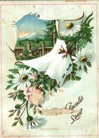 CHOCOLAT LOUIT  CALENDRIER 1887 - Grand Format : 1981-90