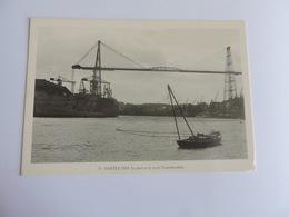 NANTES 1950 Le Port Et Le Pont Transbordeur (réédition) N°2649 - Nantes
