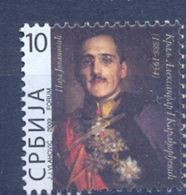 SRB 2009-ZZ26 KING ALEXANDAR I, SERBIA, 1 X 1v, MNH - Serbia