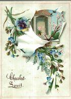 CHOCOLAT LOUIT  CALENDRIER 1887 - Calendars