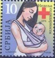 SRB 2009-ZZ28 RED CROSS SOIDARNOST, SERBIA, 1 X 1v, MNH - Serbia