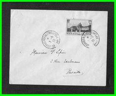 Sur Lettre Versailles N°379 - 1f.75 +75c.Année1938 - Covers & Documents
