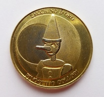 GETTONE  Pinocchio - I SUOI TESORI E LA SUA ANTICA STORIA - Professionals/Firms