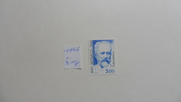 Monaco : Tchaikovsky  : 1 Timbre Neuf : N°1746 - Ohne Zuordnung