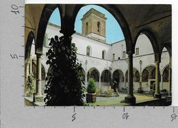 CARTOLINA VG ITALIA - NOLA (BA) - Chiostro Convento S. Angelo - 10 X 15 - ANN. 197? - Bari