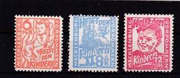 SBZ  Nr. 26/28** (T 1174) - Sowjetische Zone (SBZ)