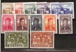 España 1930 Descubrimiento De America Edifil 547- 558 MNH - Unused Stamps