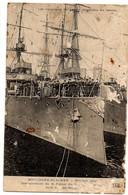 (62) BOULOGNE SUR MER: Vaisseaux De Guerre Argentin - Boulogne Sur Mer