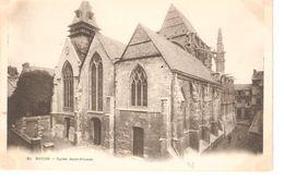 ROUEN - Eglise Saint-Nicaise - Rouen