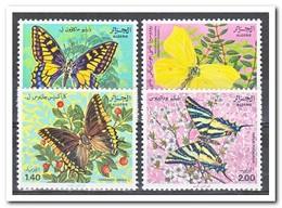 Algerije 1981, Postfris MNH, Butterflies - Algerije (1962-...)