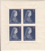 UNGARN-696A-postfrisch - Blocks & Sheetlets