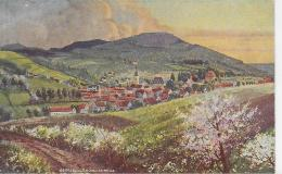AK 0844  Gersfeld An Der Rhön - Künstlerkarte V. P. Schmiegelow Um 1910-20 - Fulda