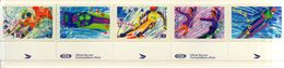 PIA  -  Canada  -  1992  : Giochi Olimpici Invernali Ad Albertville -   (Yv 1229-33) - 1952-.... Regno Di Elizabeth II