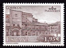 """2005, Spanien, 4055, Staatliche Hotels """"Paradores"""", MNH ** - 1931-Aujourd'hui: II. République - ....Juan Carlos I"""