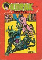 Korak Tarzans Søn Ekstra (in Danish) Winthers Forlag - 1977 - Bon état - Livres, BD, Revues