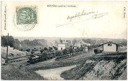 78 BEYNES - La Gare - Beynes