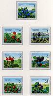 PIA  -  Canada  -  1992  : Frutti Di Bosco -   (Yv 1262-68) - 1952-.... Regno Di Elizabeth II