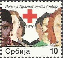 SRB 2013-ZZ58 RED CROSS, SERBIA, 1 X 1v, MNH - Serbien