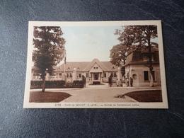 Cpa 91 Foret De Senart Entrée Du Sanatorium Joffre - Autres Communes