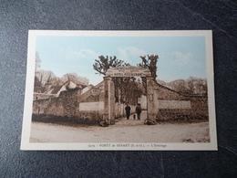 Cpa 91 Foret De Senart L Ermitage - Autres Communes