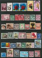 BRITISH COMMONWEALTH---Collection Of USED DL-489 - Collections (without Album)