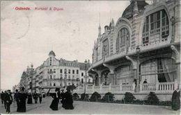 OSTENDE-OOSTENDE - Kursaal Et Digue - Oblitération De 1909 - Oostende