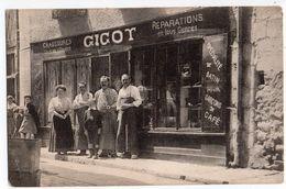 BLOIS  Louis GIGOT  Chaussures De Luxe 12 Rue Neuve  2 Scans - Blois