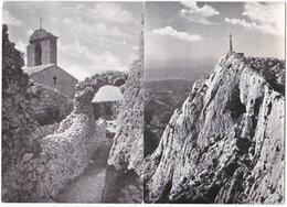 13. Gf. MONTAGNE SAINTE-VICTOIRE. 2 Cartes - Aix En Provence