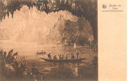 Han-sur-Lesse - CPA -  Grotte De Han - Le Lac D'embarquement - Belgique