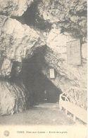 Han-sur-Lesse - CPA -  Grotte De Han - Entrée De La Grotte - België
