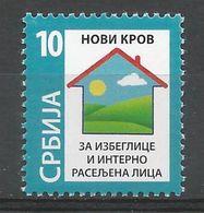 SRB 2014-ZZ65 SAVE NATURE, SERBIA, 1 X 1v, MNH - Serbie