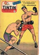 Journal Tintin N°384 - 1er Mars 1956 - Affaire Tournesol - JACOBS - Tintin