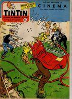 Journal Tintin N°380 - 2 Février 1956 - Affaire Tournesol - JACOBS - Pub Dinky Toys - Tintin