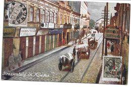 STASSEN BILD IN KOWNO - Lituanie
