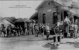 CAMP  DE MALLY  /LOT  A85 - Casernes